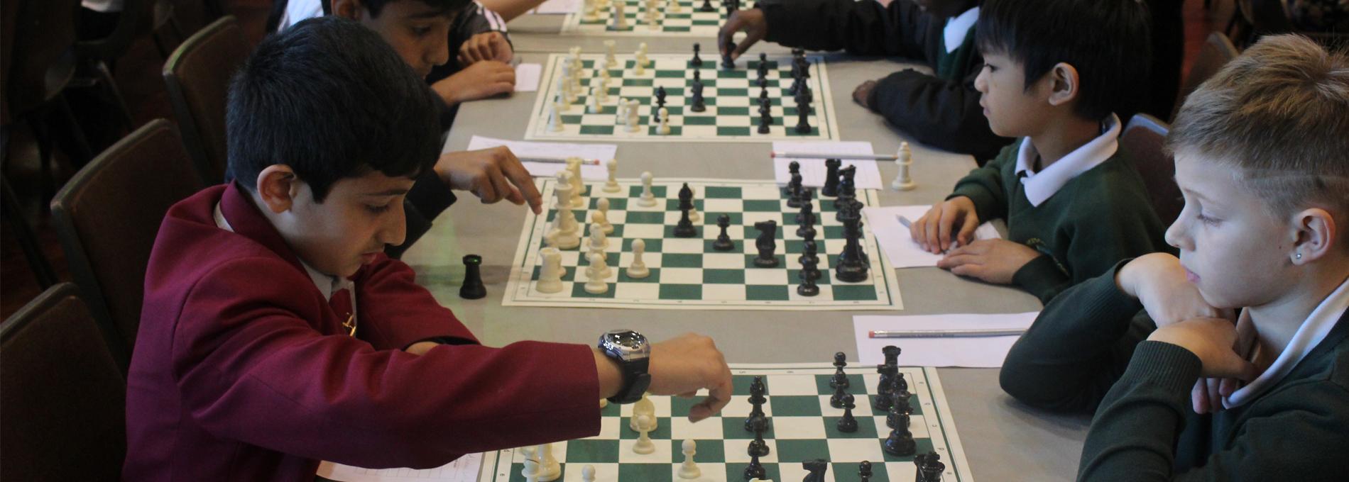 Chess - King Edward's School