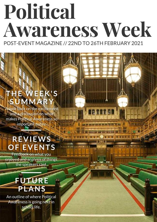 Political Awareness Week